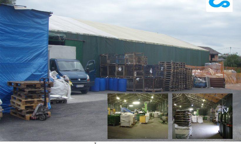 Nadgradnja informacijskega sistema za razvoj optimalnega procesa ravnanja z odpadki s pomočjo inovativne platforme