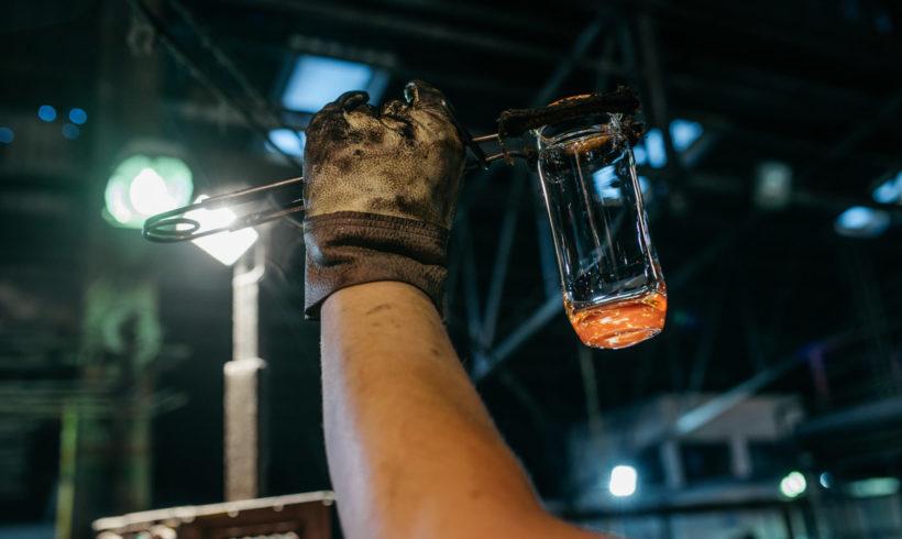 Razvoj inovativne energije za taljenje stekla