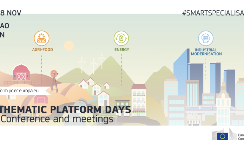 Konferenca: S3 Thematic Platforms Conference and Meetings