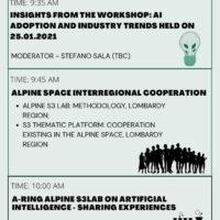 Spletni dogodek: Učenje v živo v čezmejnem alpskem območju-Lombardija