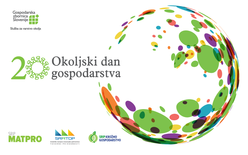 Okoljski dan 2021 – Zeleni prehod gospodarstva