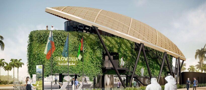 Vabilo za udeležbo v gospodarski delegaciji 'Zeleno in krožno gospodarstvo' na svetovni razstavi EXPO 2020 Dubaj, 1.-5.10.2021