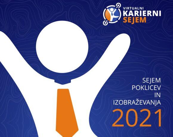 VIRTUALNI KARIERNI SEJEM 2021 – Prihodnost je tvoja izbira