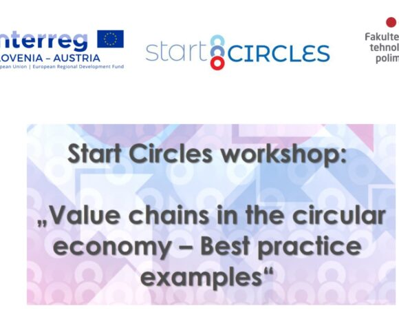 Start Circles workshop – Value chains in the circular economy – Best practice examples
